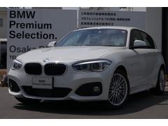 BMW118d Mスポーツ コンフォートP ACC パーキングP