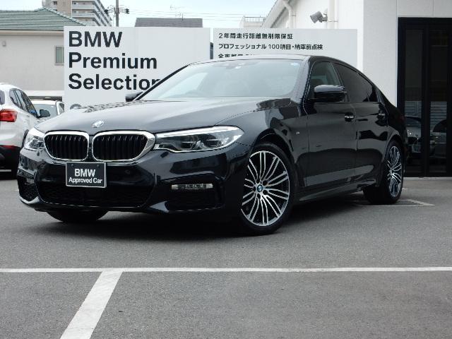 BMW 523d Mスポーツ 19インチAW ACC 全方位カメラ