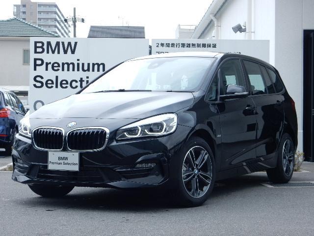 BMW 218dグランツアラー スポーツ コンフォート ヘッドアップ