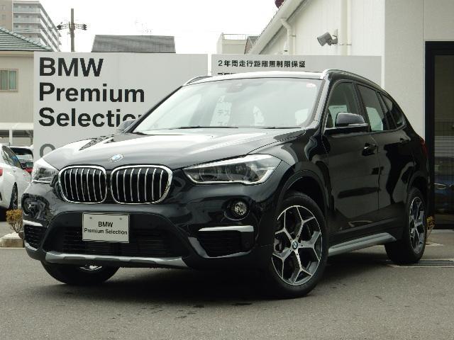 BMW xDrive 18d xライン 電動シート モカレザー