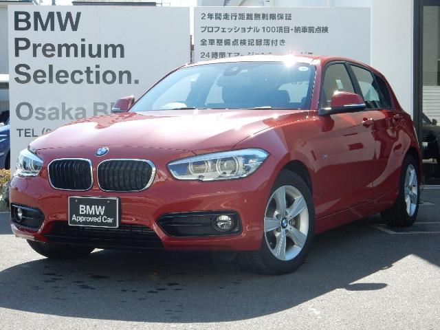BMW 118d スポーツ コンフォートP パーキングサポートP