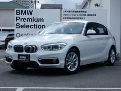 BMW118d スタイル パーキングサポートPKG タッチパネル