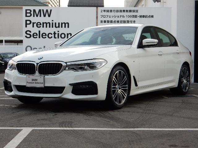 BMW 523d Mスポーツ ハイラインP コンフォートP セレクト