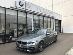 BMW523i Mスポーツ ハイラインPKG 純正19インチAW