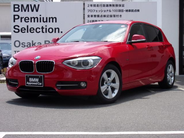 BMW 116i スポーツ 社外ETC 純正HDDナビ