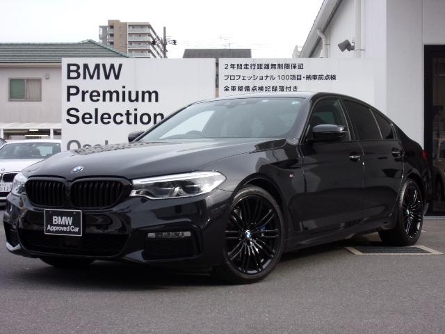 BMW 530i エディション ミッション:インポッシブル ACC