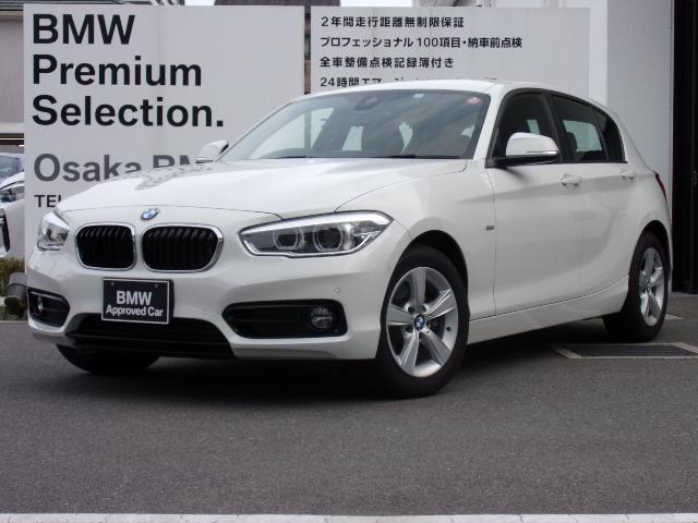 BMW 118d スポーツ パーキングサポートP コンフォートP