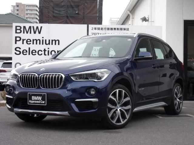 BMW xDrive 20i xライン モカレザー コンフォートパッケージ 電動リアゲート 左右独立オートエアコン フロントシートヒーター 純正iDriveナビゲーション バックカメラ PDC(フロント&リア) 純正19インチAW
