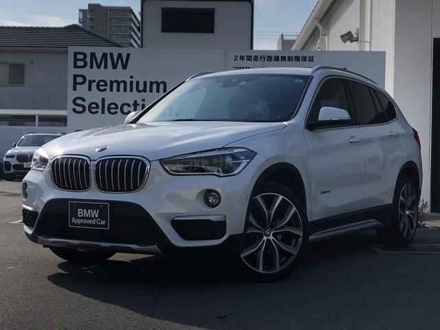 BMW xDrive 18d xライン URBANISTA 西日本限定 ワンオーナー 純正HDDナビゲーション 純正19インチAW アドバンスドアクティブセーフティパッケージ フロント電動シート シートヒーター ACC LED