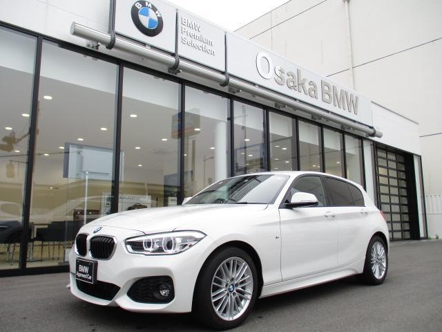 BMW 1シリーズ 118d Mスポーツ クルーズコントロール ルームミラー内蔵ETC車載器 純正iDriveナビゲーション