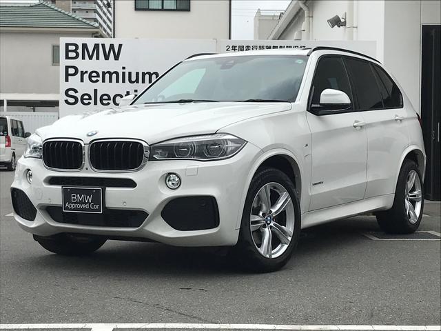 BMW xDrive 35d Mスポーツ モカレザー セレクトパッケージ 電動ガラスサンルーフ ソフトクローズドア アダプティブLEDヘッドライト アクティブクルーズコントロール 全席シートヒーター ワンオーナー車両