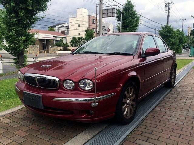 ジャガー 2.5 V6SE 4WD