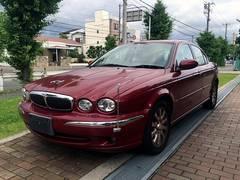 ジャガー Xタイプ2.5 V6SE 4WD