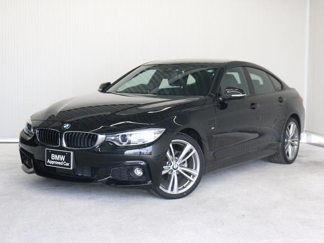 BMW 420iグランクーペMスポーツミラーACC19インチETC