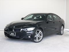 BMW420iグランクーペMスポーツミラーACC19インチETC