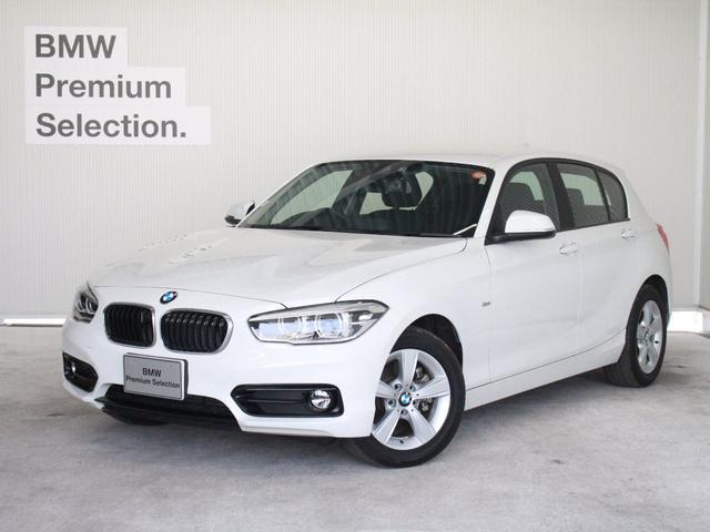 BMW 118d スポーツLED純正ミラーETCクルコンBカメラ