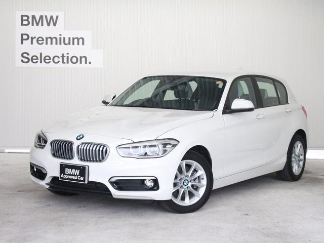 BMW 118i スタイル純正ミラーETCクルコンBカメラLED