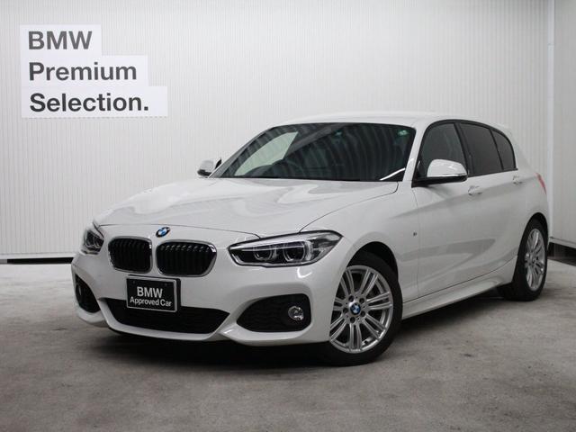 BMW 118iMスポーツLEDミラーETCクルコンHDDナビ