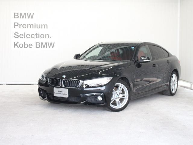 BMW 420iグランクーペMスポーツETC純正ナビBカメラACC