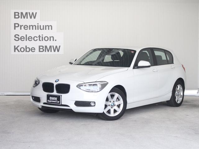 BMW 116iキセノンヘッドライトETC純正HDDナビ純正