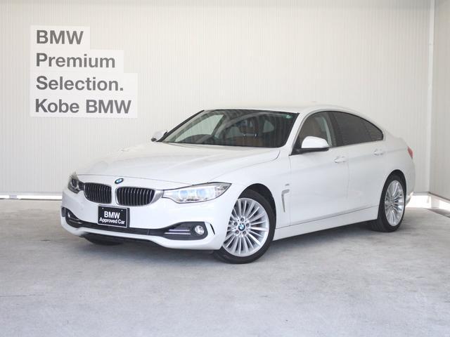 BMW 420iグランクーペラグジュアリークルコンBカメラ純正ETC