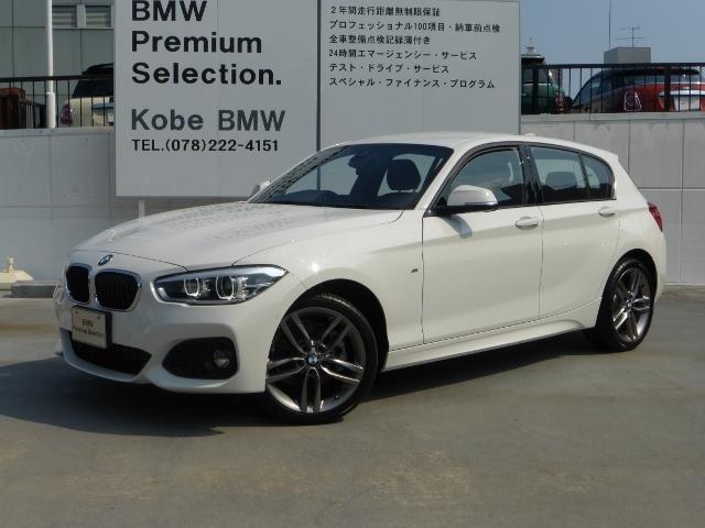 BMW 118dMスポーツETCクルコンM17AWBカメラLED
