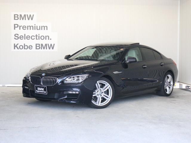 BMW 640iグランクーペMスポーツSRアダプティブLEDクルコン