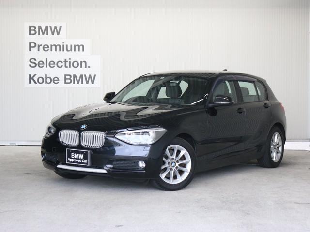 BMW 116iスタイル社外ETCキセノン純正ナビ16AW