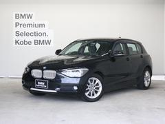 BMW116iスタイル社外ETCキセノン純正ナビ16AW