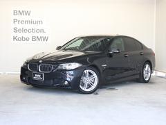 BMW523dMスポーツACC軽減ブレーキBカメラETCキセノン