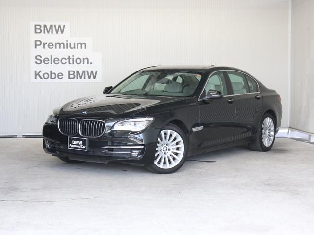 BMW 740iエグゼクティブエディション限定車ACC自動駐車SR