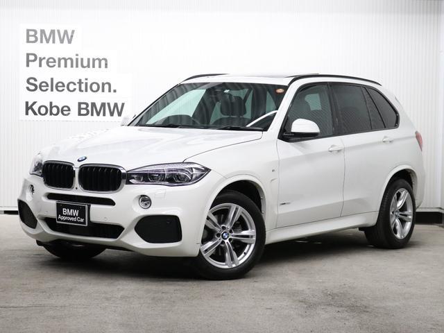 BMW xDrive35iMスポーツセレクトPワンオーナーACC