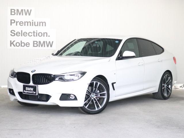 BMW 320iGT 黒革 19AW ブラックキドニーグリル LED