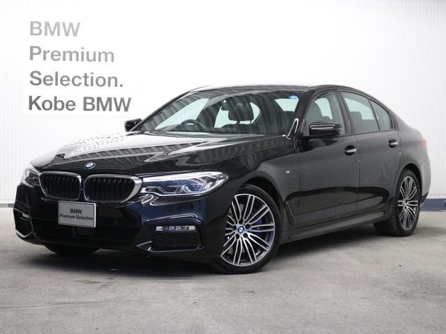 BMW 540i MSP 黒革 19AW LED デビューPKG
