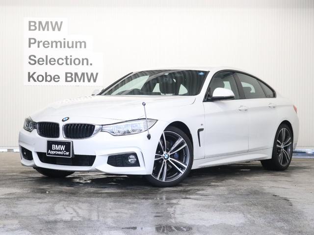 BMW 420iグランクーペ Mスポーツ 1オーナー ACC LED