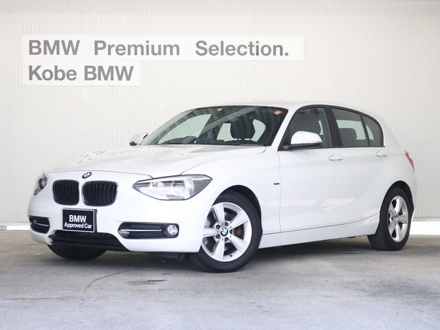 BMW 116i スポーツ認定保証 HDDナビ 16AW キセノン