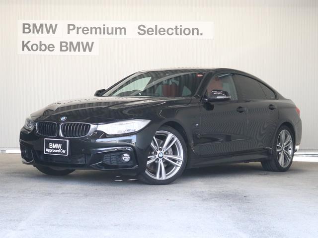 BMW 435iグランクーペMsport 赤革 19AW ACC
