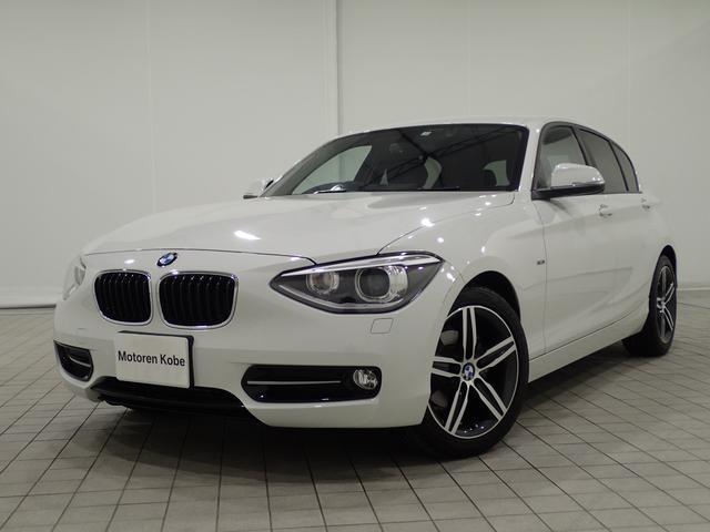 BMW 116i スポーツ 認定保証 Bカメラ iDriveナビ