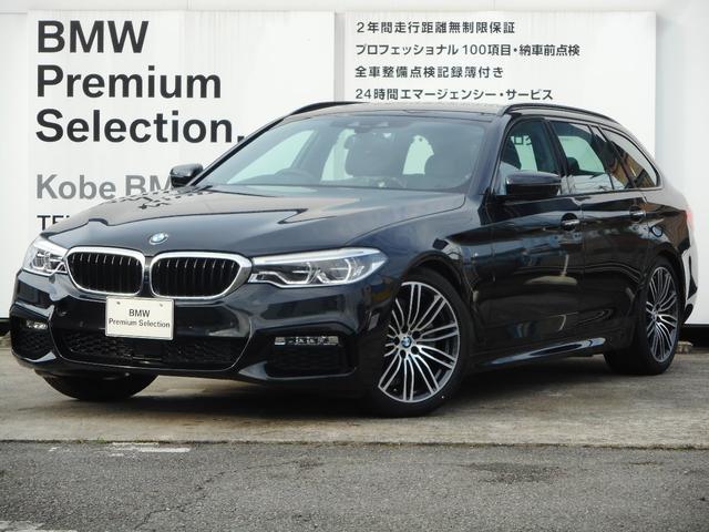 BMW 523dツーリング Mスポーツ 弊社デモカー ACC LED