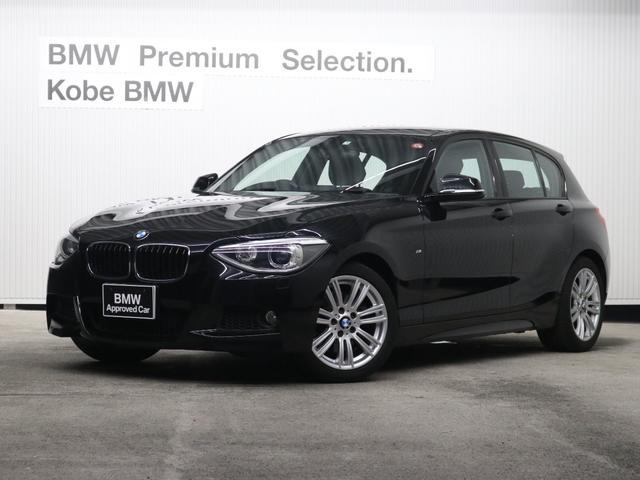 BMW 116i Mスポーツ 純正ナビ Bカメラ 認定保証 17AW