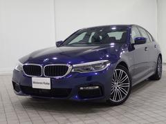 BMW523d Mスポーツ LEDヘッドライト 19インチアルミ