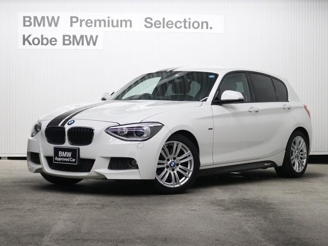 BMW 116i Mスポーツ  バックカメラ 社外マフラー