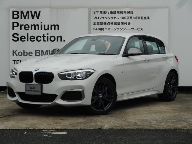 BMW M140iエディションシャドー弊社デモカー黒革ACC18AW