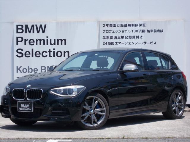 BMW M135i赤革シートヒーター直列6気筒EG18AW