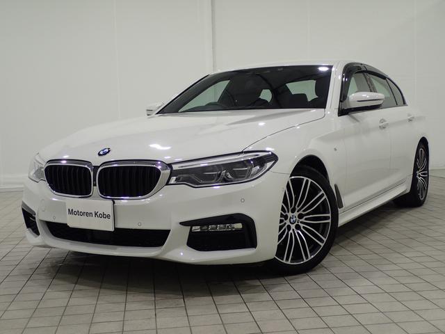 BMW 523dMスポーツ1オーナーACCフルセグTV認定保証