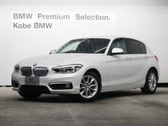 BMW118iスタイルACCコンフォートPKGシートヒーター