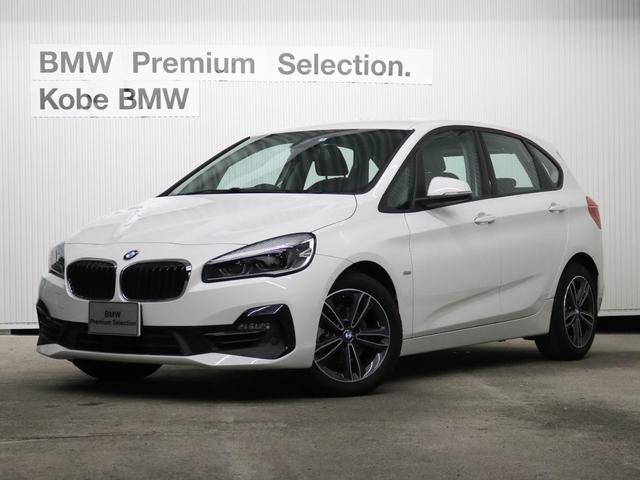 BMW 218iアクティブツアラースポーツBカメラコンフォートPKG
