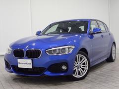 BMW120iMスポーツ Bカメラ LED コンフォートアクセス