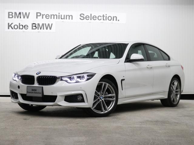 BMW 430iグランクーペ Mスポーツ 弊社デモカー