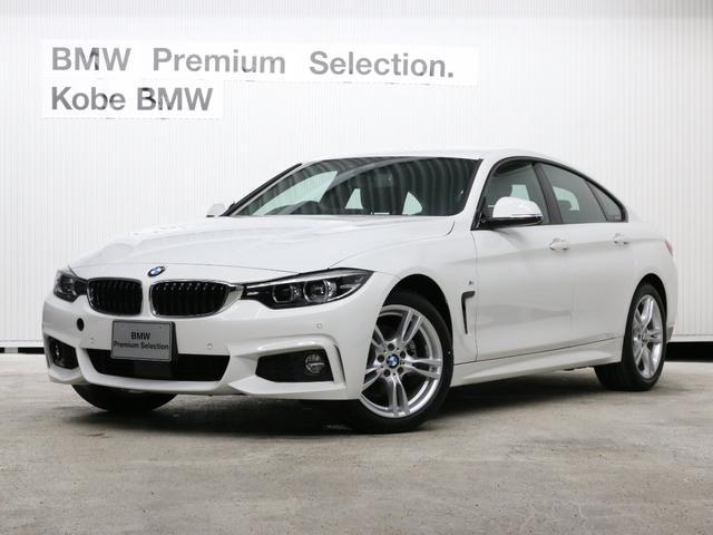 BMW 420iグランクーペ Mスピリット弊社デモカーACC安全装置